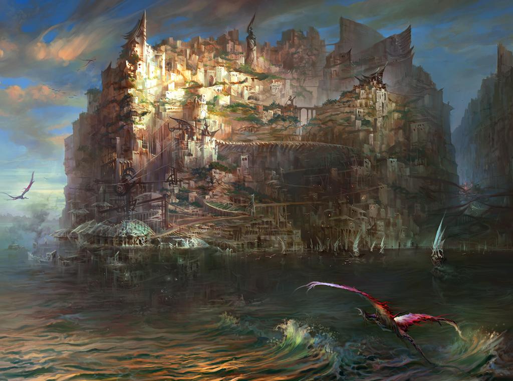 Weird & Wonderful RPG Inspirations for The ParanoidAutomaton