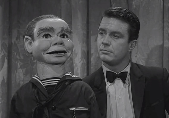 twilight zone the dummy ending relationship
