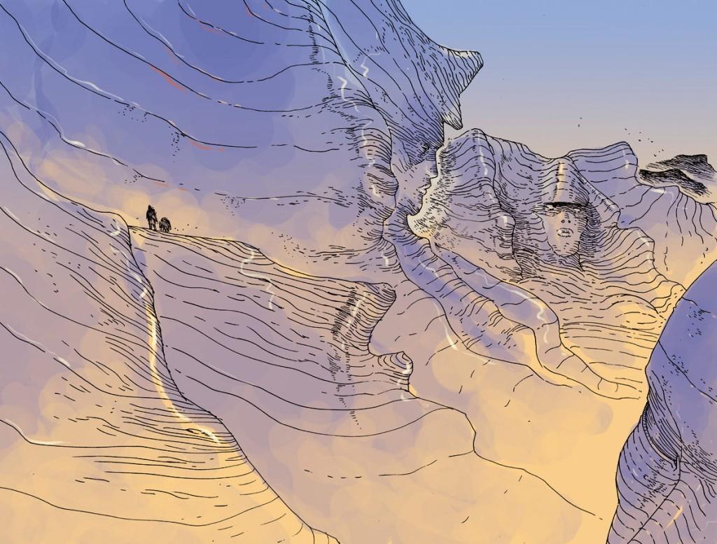 Art from Prophet from Image Comics (Source: www.imagecomics.com)
