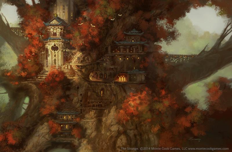 Ardeyn art from The Strange RPG (Source: www.thestrangerpg.com)