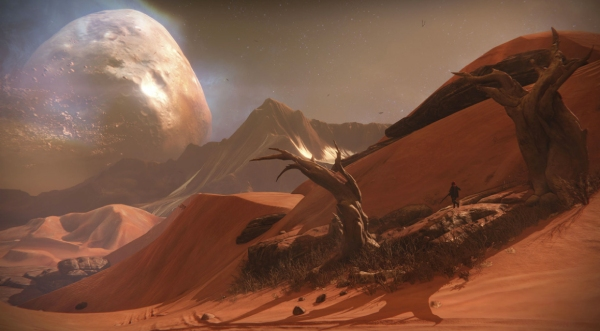 Destiny screenshot (Source: www.destinythegame.com)