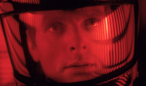 From 2001: A Space Odyssey (Source: www.virginmedia.com)