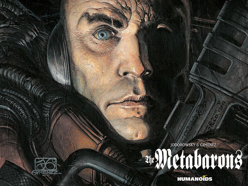 CAPSULE REVIEW – THE METABARONS