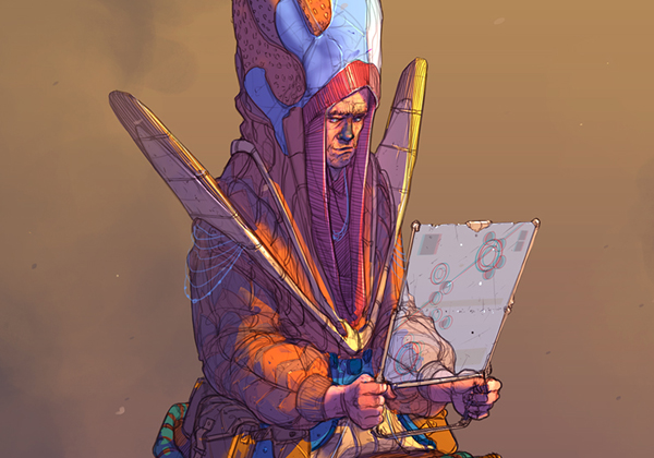 Numenera adventure 'The Gardener's Apprentice' to  be released on Monday